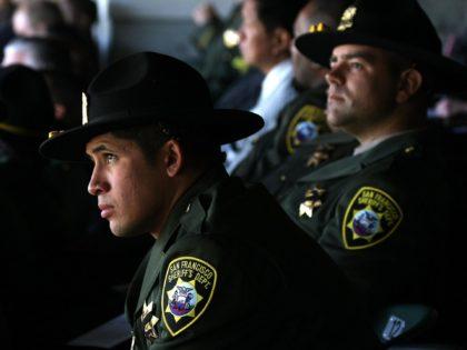 San Francisco Sheriff's Department (Justin Sullivan / Getty)
