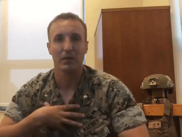 U.S. Marine Who Blasted Hasty Afghan Withdrawal in Military Lockup