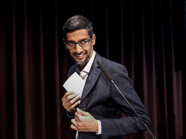 Sundar Pichai CEO of Google