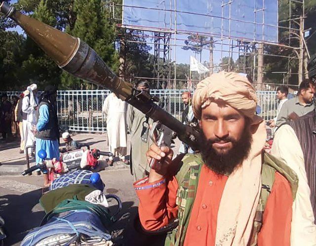 Taliban Overrun Home of U.S. Ally as Biden 'Braces for Brutal Loss' in Afghanistan