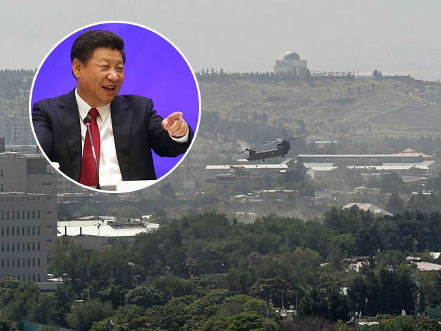 China Celebrates 'Complete Humiliation' of U.S. in Afghanistan