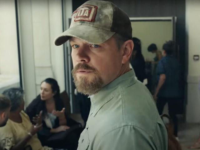 Matt Damon in Stillwater. (Jessica Forde/Focus Features)