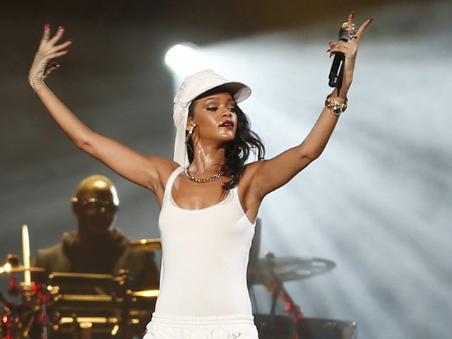 Left-Wing Pop Star Rihanna Is Now a Billionaire