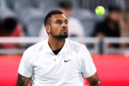 Australia's Nick Kyrgios feels odd at this week's ATP Citi Open as he ponders past resiliency and future desire in the world of tennis