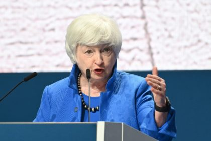 US Treasury Secretary Janet Yellen has called on Congress to act 'as soon as possible'