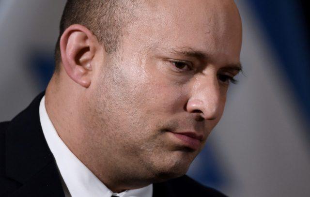 Israeli Prime Minister Naftali Bennett is meeting with President Joe Biden at the White House