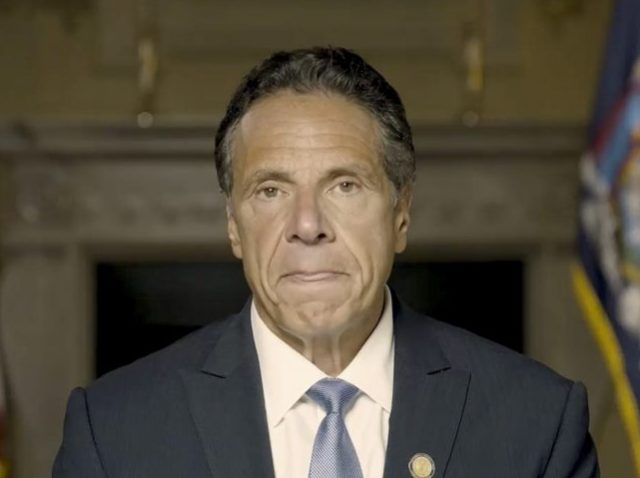 4 New York DAs Seek Evidence from AG's Andrew Cuomo Sex Misconduct Investigation