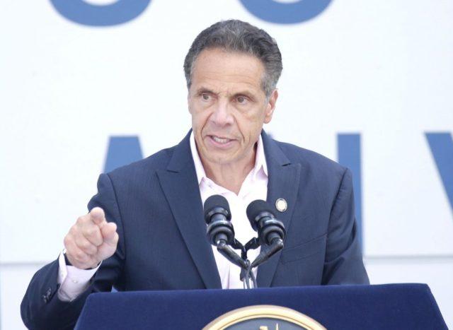 Former staffer files criminal complaint against N.Y. Gov. Andrew Cuomo
