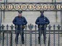 Report: Dozens of Massachusetts State Police Troopers Quitting over Coronavirus Vaccine Requirement