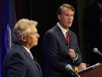 Youngkin, McAuliffe Clash over Vaccine Mandates, Abortion in First Virginia Gubernatorial Debate