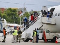 U.S., Mexico Begin Removal Flights for Haitian Migrants