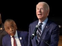 Al Sharpton: 'We're Being Stabbed in the Back' by Joe Biden