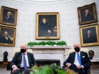 White House Blames Boris Johnson After Joe Biden Snubs American Press