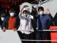 Illegal Boat Migrant Crossings Hit New Monthly Record of 3,872