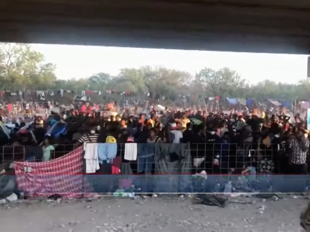 Chaos at the Southern Border