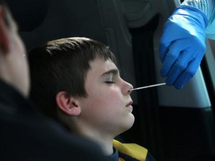 Child Given Coronavirus Test
