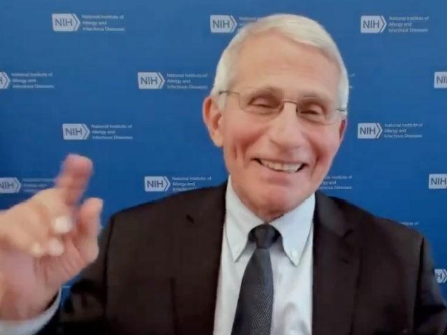 Dr. Fauci Laughs It Up on MSNBC