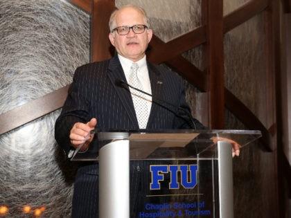 FIU President Mark Rosenberg