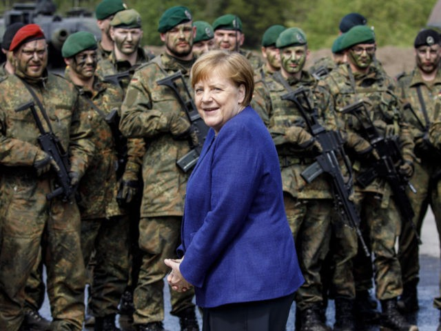 Merkel May Remain Chancellor for Months as Post-Election Coalition Govt Forms