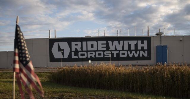 Lordstown Motors Set to Sell Ohio Plant to Taiwan-Based Foxconn