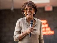 Maxine Waters Celebrates Radical Abortion Bill