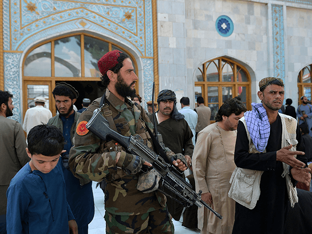 Report: Afghan American Claims Taliban Guard Said 'Tell State Department to F*** Themselves'