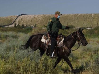 DHS Secretary Alejandros Mayorkas Considers Eliminating Border Horse Patrol Citing 'Systemic Racism'
