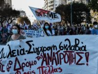 Greek Union Holds Nationwide Health Worker Walk-Out over Mandatory Vaccines