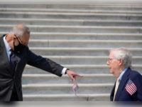 Senate Republicans Block Government Funding, Debt Ceiling Bill
