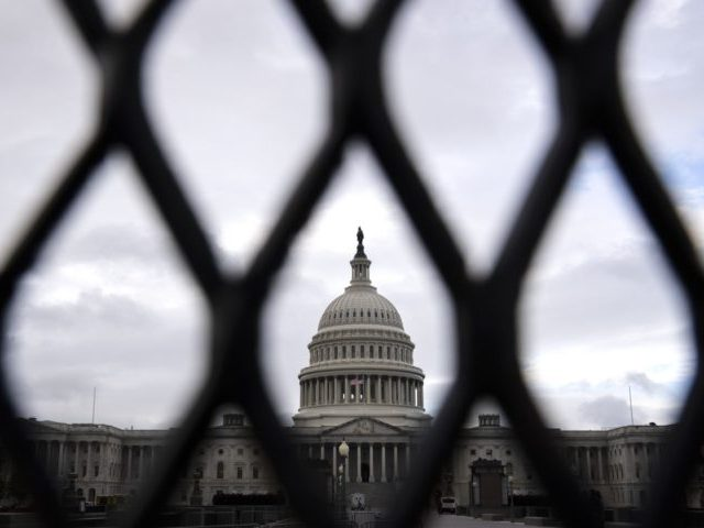 Increased Security in Place on Capitol Hill Ahead of Saturday's January 6 Protest