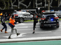 WATCH: Australian Anti-Lockdown Protesters Clash With Police