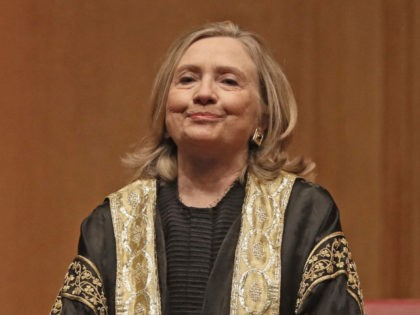 Former United States Secretary of State, Hilary Clinton is officially installed as Queen's University's 11th chancellor and the first female chancellor, at Queen's University in Belfast on September 24, 2021. - Hilary Clinton was appointed in January 2020, but has not been able to visit the university in that capacity …