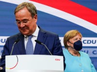 German Elections: Merkel's Party Suffers Worst-Ever Results