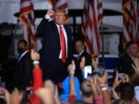 Poll: Majority GOP Voters Support Trump in Hypothetical 2024 Scenario