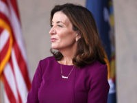 Gov. Kathy Hochul: Unvaccinated People 'Aren't Listening to God'
