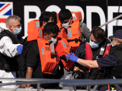 'National Humiliation' – Over 15,000 Illegal Boat Migrants Have Landed in UK This Year