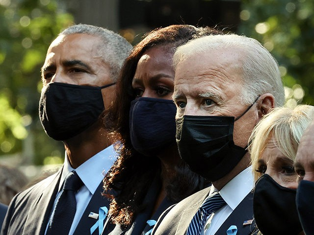 Barack Obama: U.S. 'Desperately Needs' Biden's 'Build Back America' Program