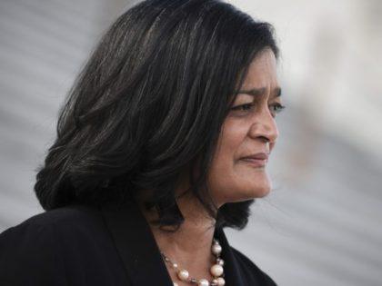 Democrat Pramila Jayapal Claims $3.5 Trillion Package is a 'Zero-Dollar Bill'