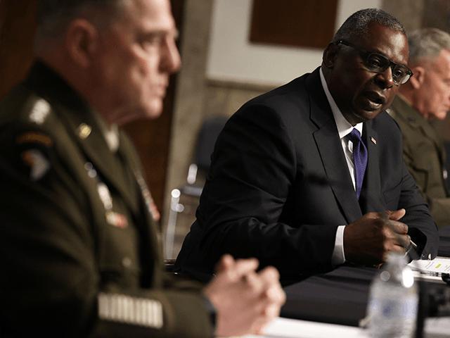 Gen. Milley Testifies America's Credibility Is 'Damaged,' but Secretary Austin Disagrees