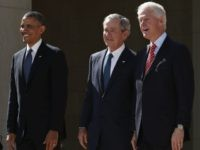 Clinton, Bush, Obama Team Up with Biden to Import Afghans