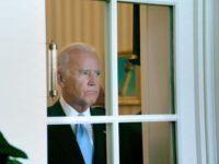 Inflation Near Record in Biden's Backyard