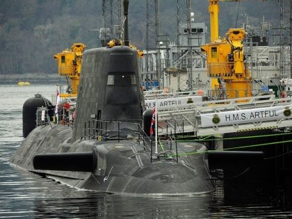 Australia Rejects Chinese Criticism of New Submarine Alliance With UK & U.S.