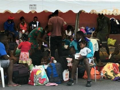 Haitians Mexico