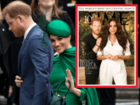 Royal Blush: Prince Harry and Meghan Markle Draw Laughs, Criticism for TIME Cover
