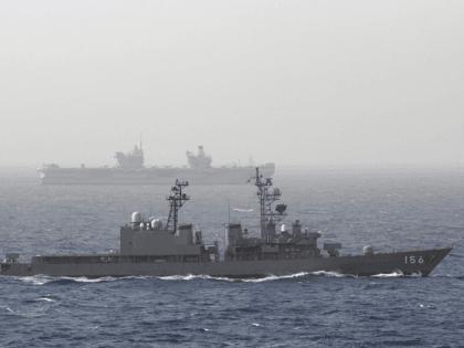 Japan UK Navy