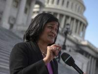 Pramila Jayapal Flexes Leftist Muscle on Biden Spending Proposals: 'a Deal Is a Deal'