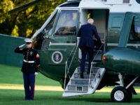 Joe Biden Leaves for Camp David as Democrats Squabble over Spending