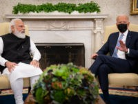 Biden Tells Indian Prime Minister Not to Answer Questions from Press