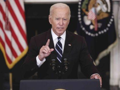 Joe Biden show some respect (Kevin Dietsch / Getty)