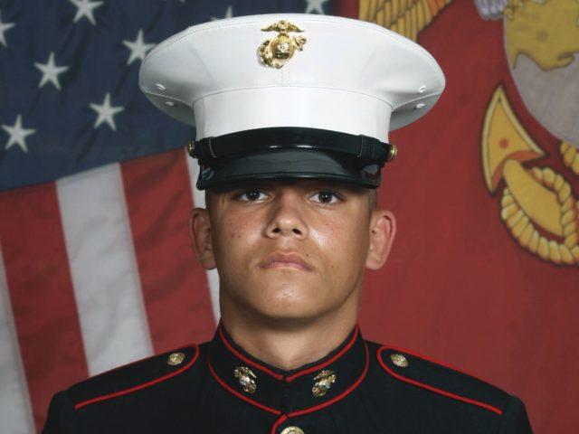 Kareem Nikoui (1st Marine Division, Camp Pendleton / U.S. Marines via Associated Press)